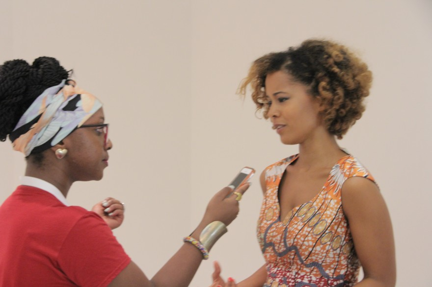 Eki Orleans, Exclusive Interview, MyCome up, hazel aggrey-orleans, eki orleans instagram,