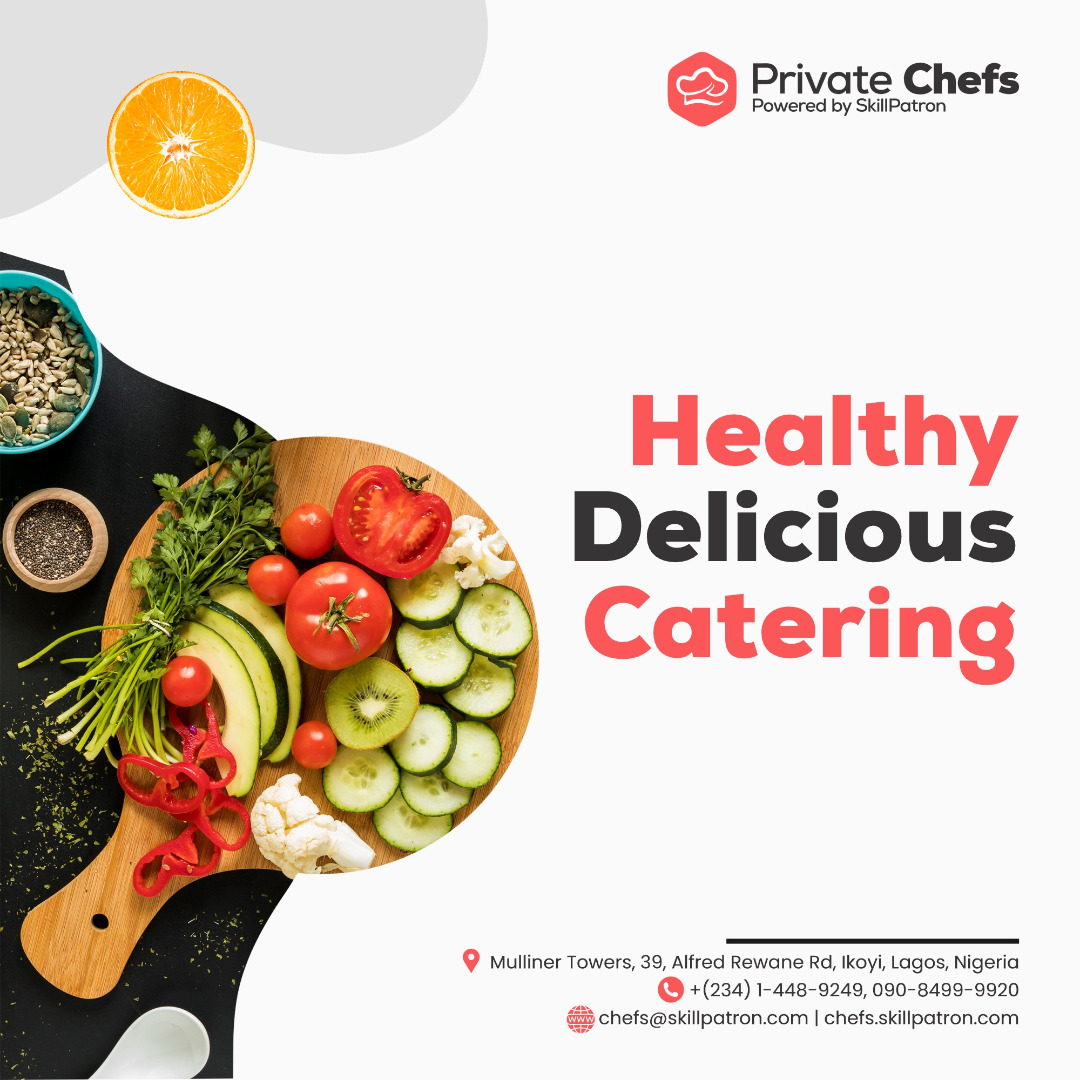 personal chef lagos