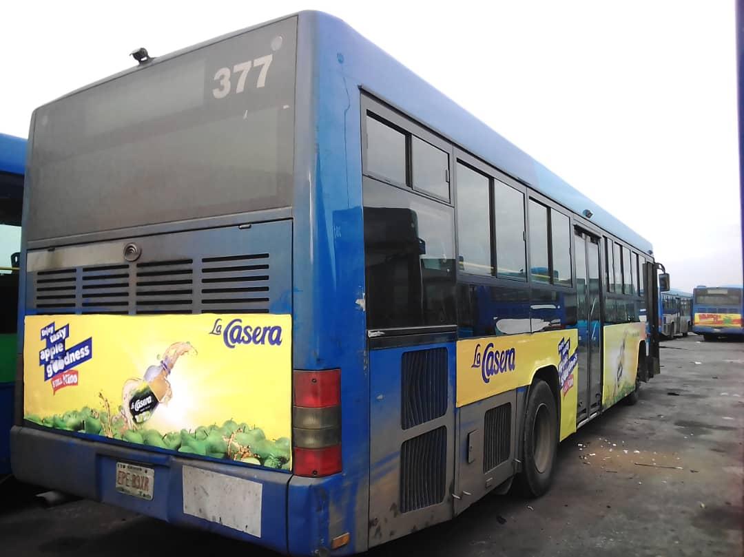 BRT Bus Branding Ads