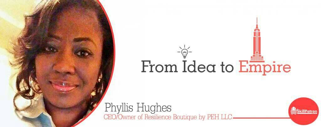 Phyllis Hughes, Resilience perfumes
