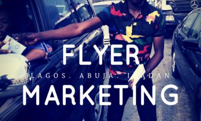 flyer marketing