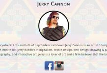 Jerry Cannon CEO & Founder of Infinite Apparel