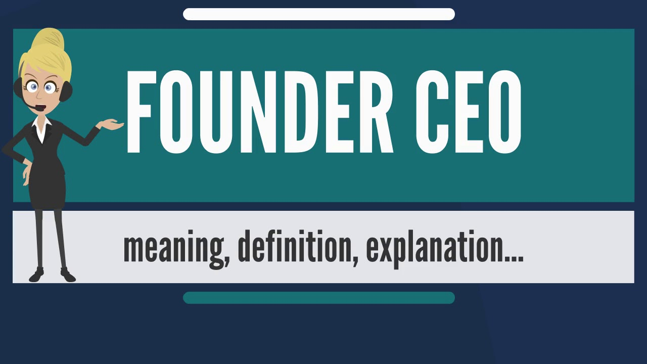 Co Founder Title Business Card Skillpatron