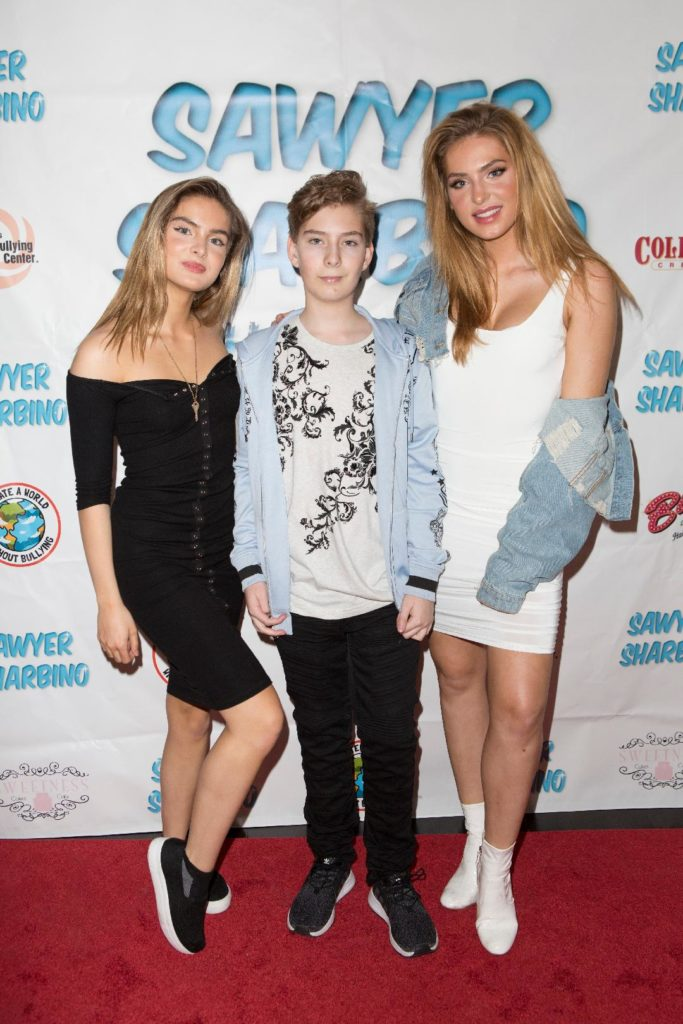 Sawyer Sharbino