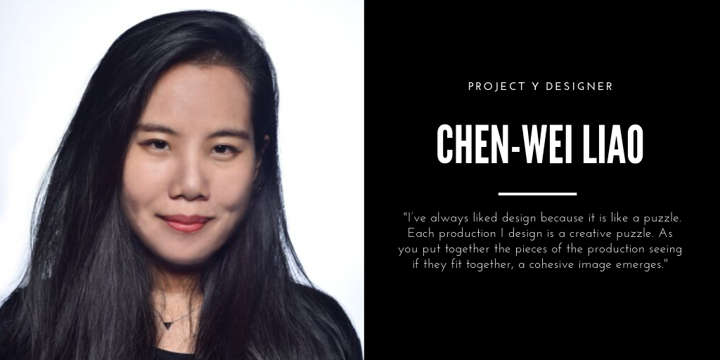 Project Y Designer - Chen-Wei Liao
