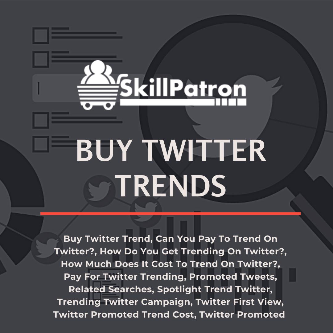 buy-twitter-trends