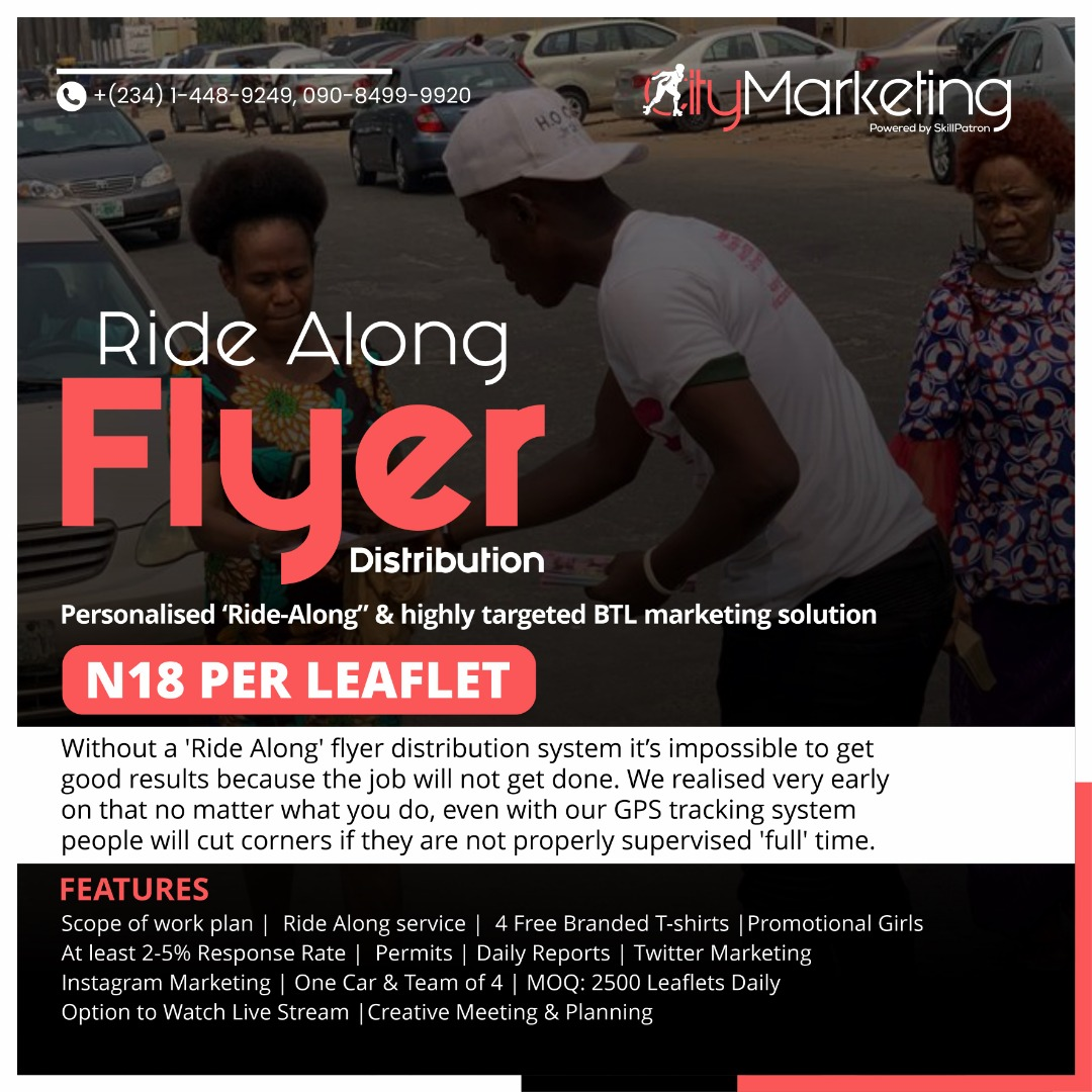 Creative Ways To Distribute Flyers, Flyer Distribution Laws, Flyer Distribution Service, Flyer Distribution Service Near Me, How To Distribute Flyers In A Neighborhood, How To Distribute Flyers Legally, Is It Illegal To Put Up Flyers, People That Share Flyers, People That Share Flyers In Abuja, People That Share Flyers In Lagos, People That Share Flyers In Nigeria, Share Flyers, Share Flyers In Lagos,