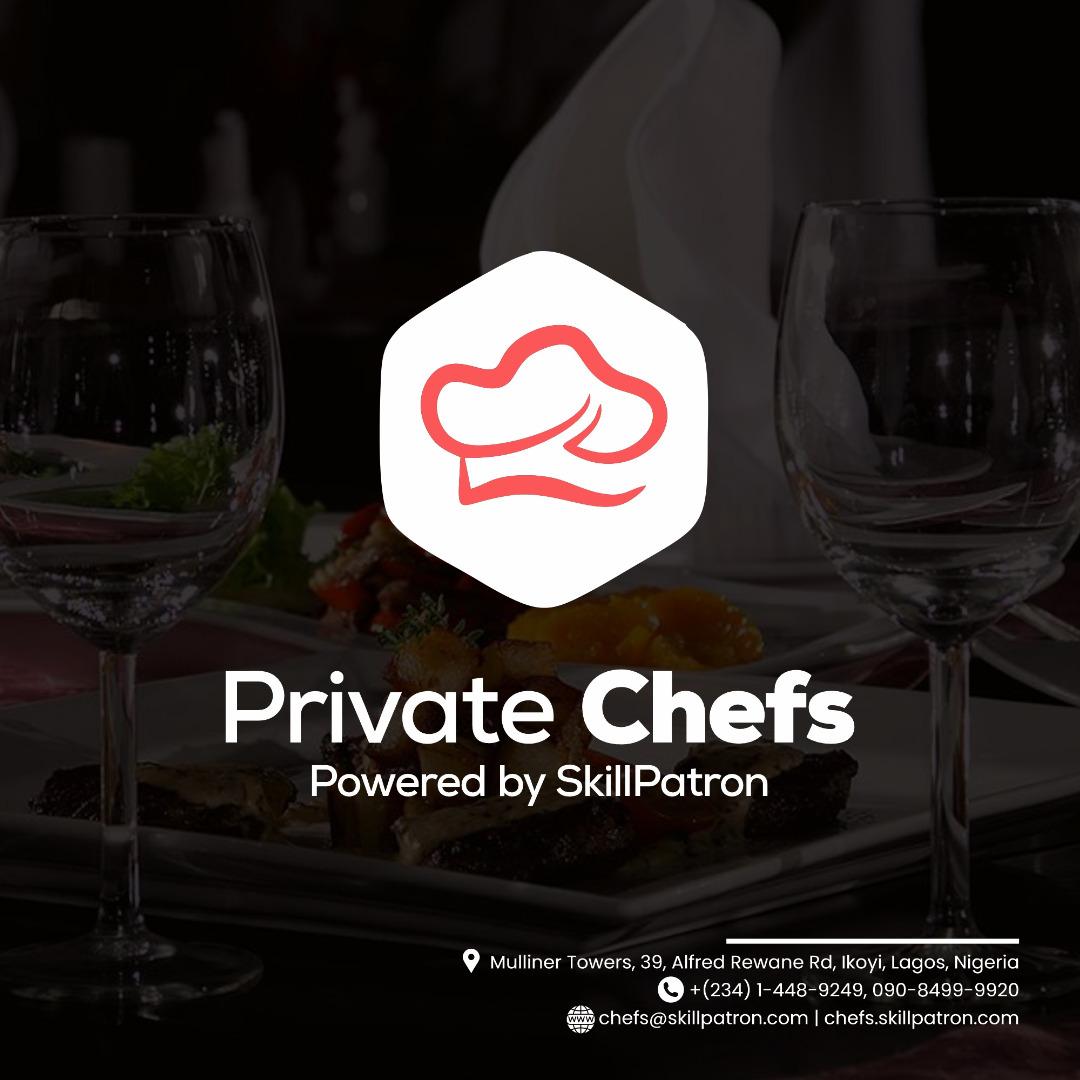 Private Chef Lagos