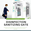 SterixGate Certification: Contactless Full Body Disinfection & Auto Sanitizing Gate for COVID-19