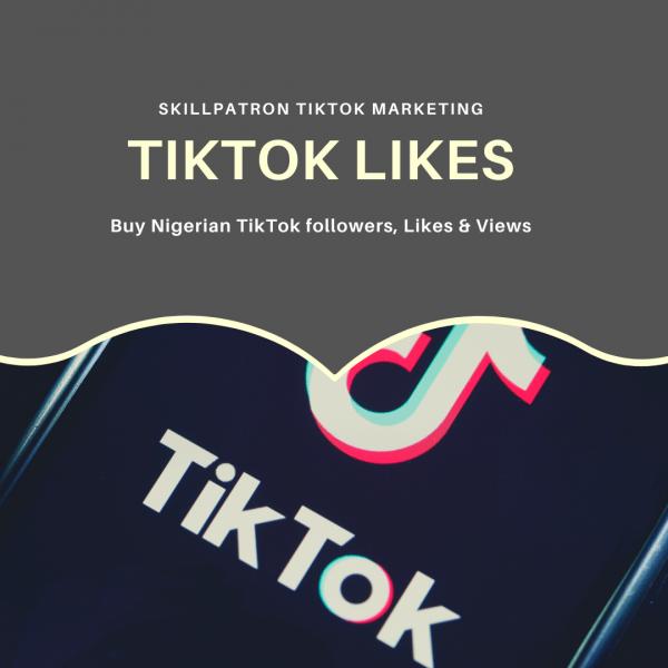 Buy Nigerian TikTok Likes